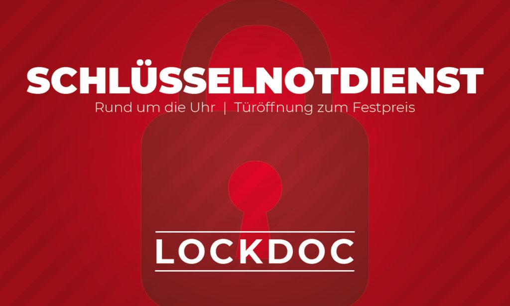 LockDoc Visitenkarten Kassel